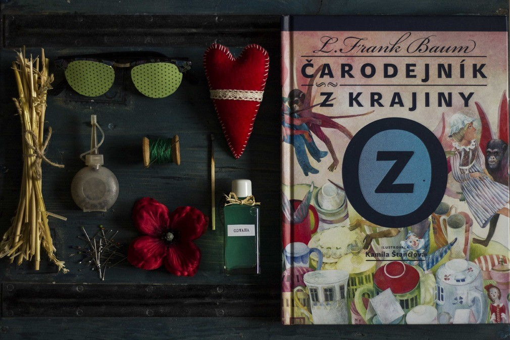 DIFFERENT - ČARODEJNÍK Z KRAJINY OZ (L. FRANK BAUM)